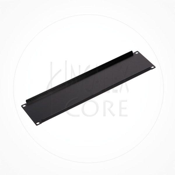"Panel Frontal Ciego Metalico Rack 19"""