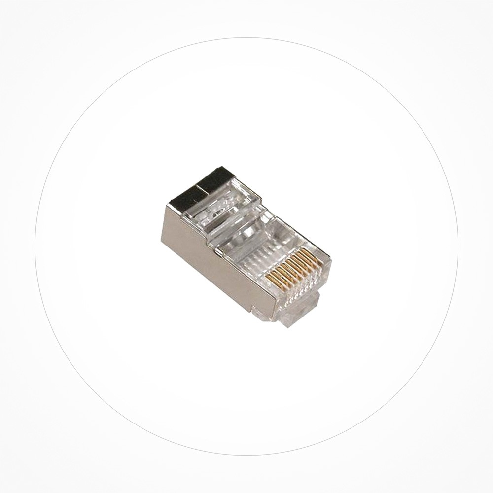Patchcord SFTP Ethernet RJ49 LSZH Cat5e