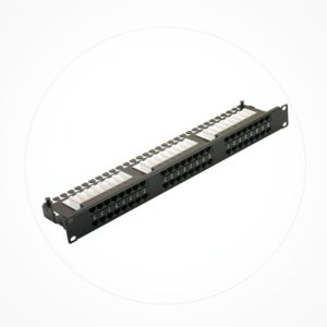 "Patchpanel 19"" FTP Cat6 48 Puertos 1U"