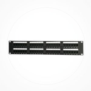 "Patchpanel 19"" FTP Cat6 48 Puertos 2U"