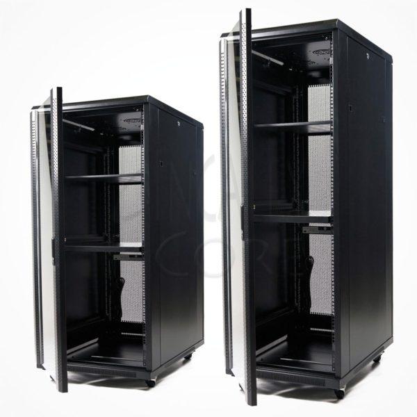 "Armario Standard Suelo Rack 19"" 42U"