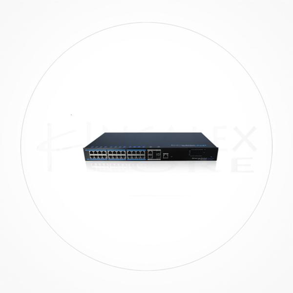 Switch 24 PoE puertos 1Gb SFP +2Uplink SGP 10Gb+ 2Uplink Manejable Layer 2 ICX7224E