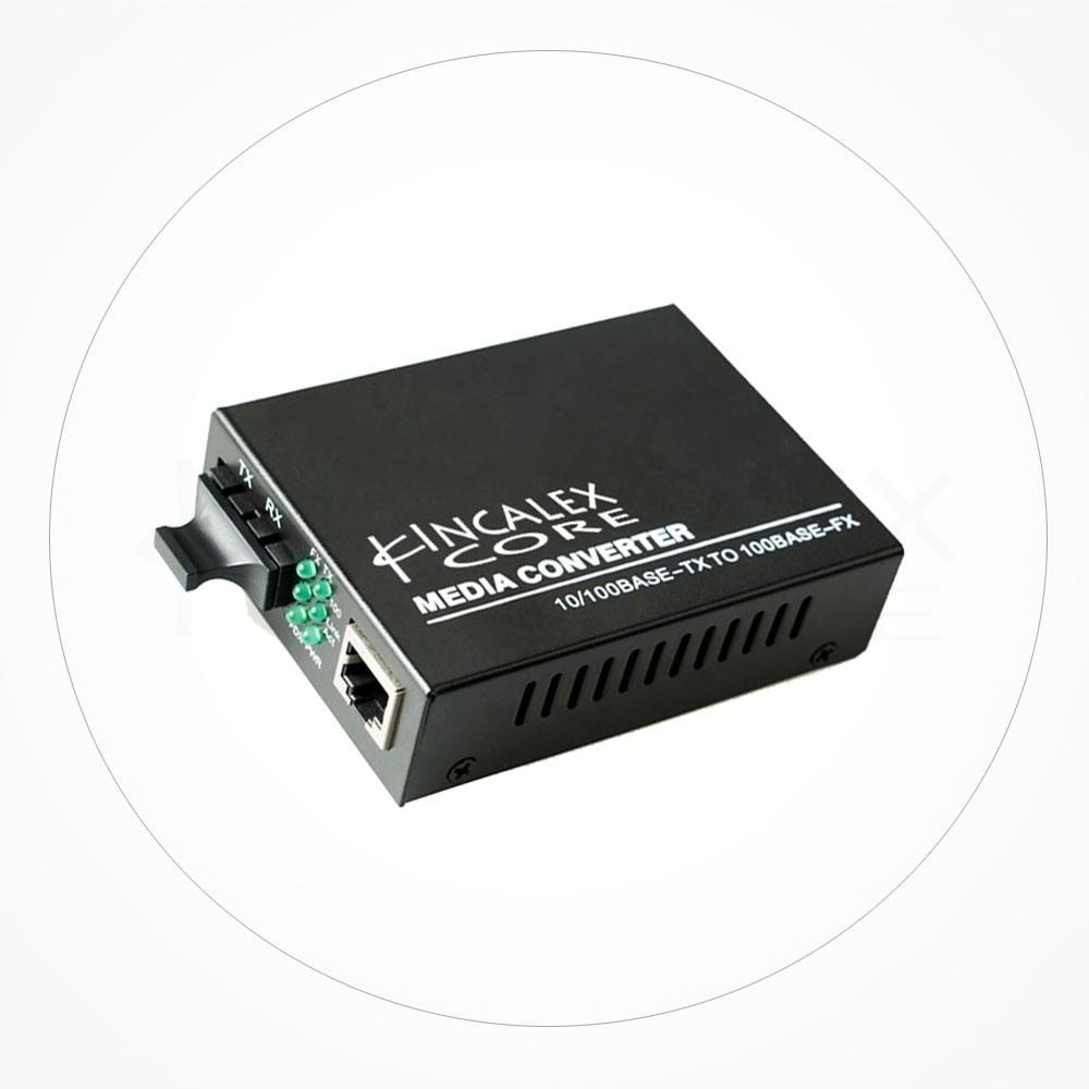 Conversor SC Monomodo DFB 10/100/1000 M-1550nm 120 km IXG2SA120D5S