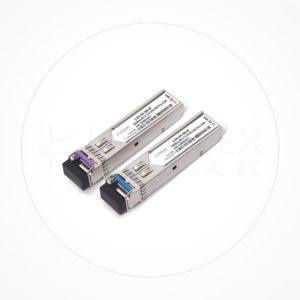 Transceiver SFP+ Monomodo BIDI 10 KM