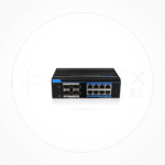 Switch Industrial PoE + 8 puertos 10/100/1000 + 4 puertos 1Gb SFP ICX7308GE