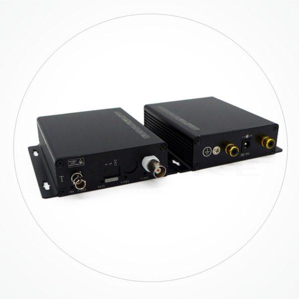 Conversor FC/SC/ST VIDEO-AUDIO IX1V2A-RCA