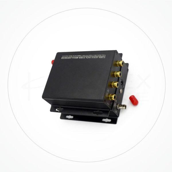 Conversor FC/SC/ST AUDIO Bidireccional IX4A-RCA2C