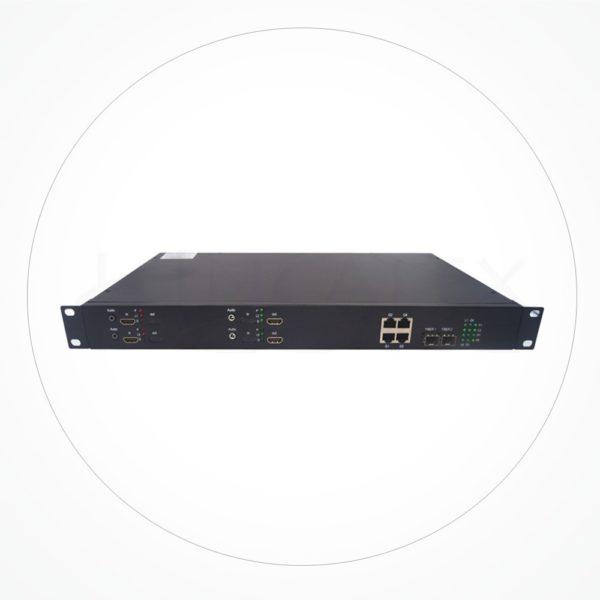 Conversor LC Duplex HDMI 1000 M IX2HD4