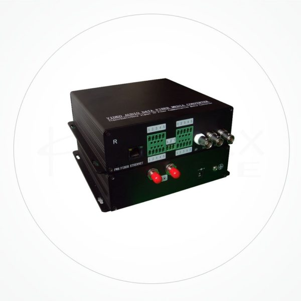 Conversor FC/SC/ST SDI-3G HD BIDI 10/100 M IXEFP-ENA6