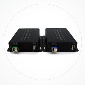 Conversor LC USB 2.0 IXUSB2.0-FOE