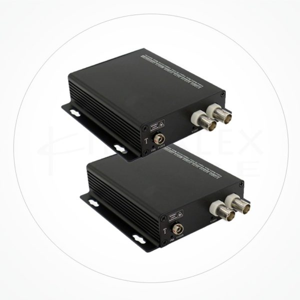Conversor FC/SC/ST VIDEO IXHD-2V1D