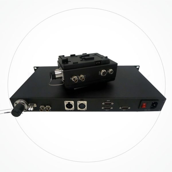 Conversor LEMO-LC Dual EFP SDI 3G HD IXEFP-3GSDILEMO