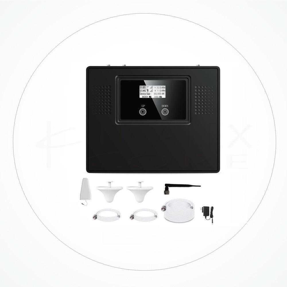 Repetidor 4G 3 Bandas 300 m MAGD-LCD-3004G