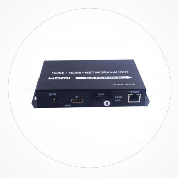 Conversor SC HDMI 10/100/1000 M IXHDSDMM