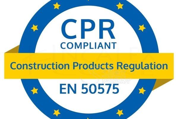 Nueva normativa CPR