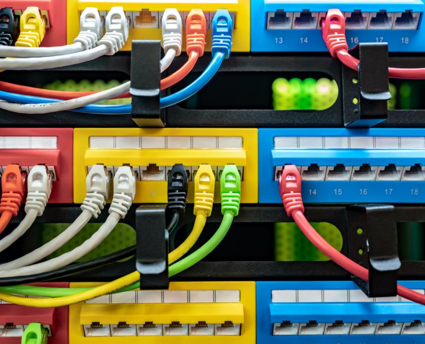 Cables de transmisión de Voz-Datos y Patchcord